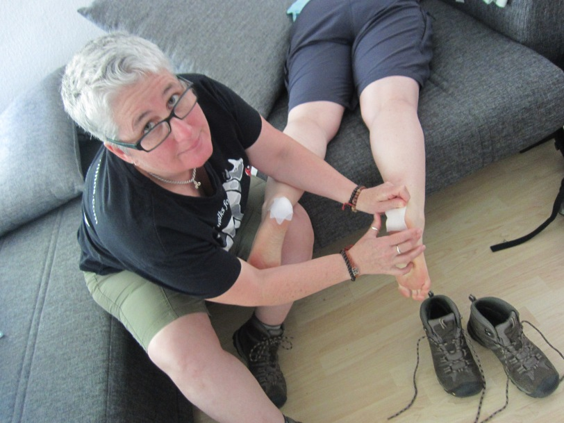 foot repairs