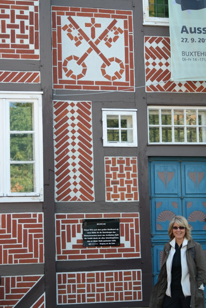 Buxtrhude brick-art